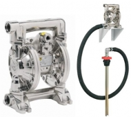 Diaphragm Pumps and Kits