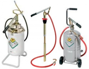 Manual Grease & Oil Pumps
