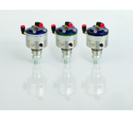 Low Flow Fluid Regulators