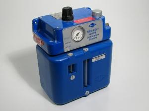 SPIN-REV Lubricator