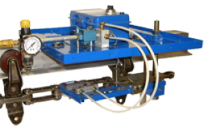 OP – 55 Pneumatic Chain Pin Cleaner